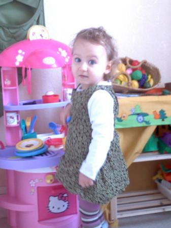 Couture pour petite fille sarafistole for Boite a couture pour petite fille